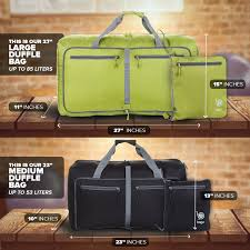 united baggage allowance coupons amazon com bago travel duffel bag for women u0026 men foldable