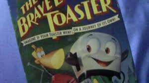 The Brave Little Toaster Dvd 3 Different Versions Of The Brave Little Toaster Youtube