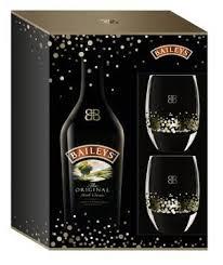 baileys gift set baileys original with 2 glasses gift set yp ca