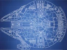 Blueprints by Sci Fi Blueprints Ready To Print And Nerd Up Your Room Oc Album