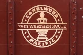 carolwood pacific railroad wikipedia