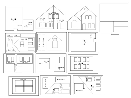 pattern for large gingerbread house cardboard house patterns the house is as you can see quite