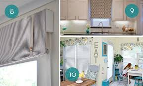Sewing Window Treatmentscom - roundup 10 diy window treatments that work in any kitchen curbly