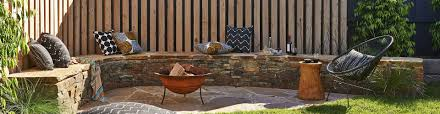 Stone Cladding For Garden Walls by Garden Designs Geelong Rock U0026 Stone Walls Landscape