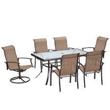 garden oasis patio heater garden oasis ss i 139nsset harrison 7 piece dining set sears