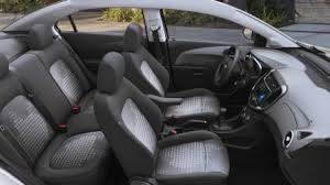 Chevrolet Sonic Interior 2017 Chevrolet Sonic Sedan Overview And Comparison To Similars In