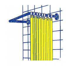 supporto tenda doccia supporto tenda doccia 80x170x80 valsania tende doccia valsania