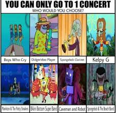 Clarinet Meme - dopl3r com memes you can only go to1concert who would you