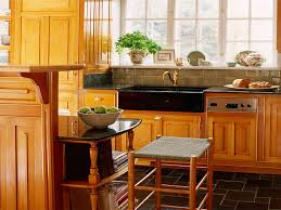 Kitchen Design Country Style Country Interior Design
