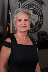 mayor and city council city of rosenberg texas