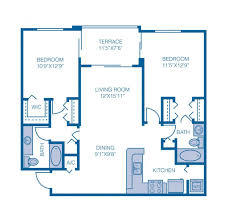 Florida Floor Plans Pricing U0026 Floorplans Apartments In Boynton Beach Fl Imt