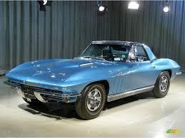 66 corvette stingray 1966 nassau blue chevrolet corvette stingray 37423390 gtcarlot