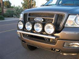 f150 bumper light bar light bar bumper ford f150 forum