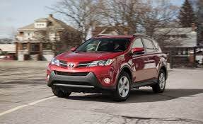 2013 toyota rav4 xle awd test u2013 review u2013 car and driver