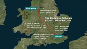 Google Maps Dead Body Body On The Moor Bbc News