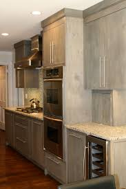 grey kitchen cabinets kitchen modern with ceiling lighting double