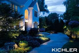 Where To Place Landscape Lighting Landscape Lighting How To Wiring Diagram Kichler Landscape
