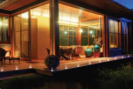 Recessed Deck Lighting Aurora Phoenix Led Deck Light Kit