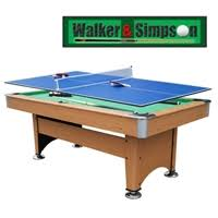 snooker table tennis table walker and simpson ulrich 7ft pool table tennis combo table