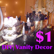 How To Make A Makeup Vanity Mirror Diy Makeup Vanity Display 1store Youtube