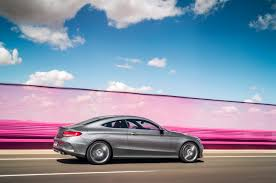 2017 mercedes benz c class coupe review top speed