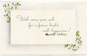 wedding gift note wedding gift wishes imbusy for