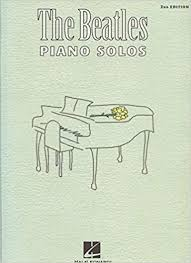 the beatles piano solos the beatles lennon paul mccartney