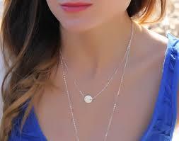 disc necklace disc necklace everyday necklace galaxy