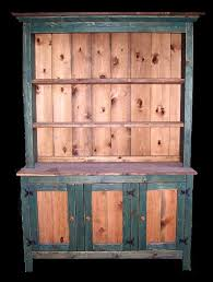 western and rustic buffets and hutches