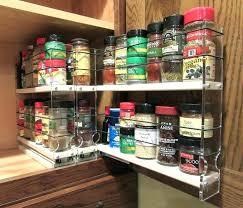 cabinet door spice rack cabinet door spice rack kitchen cabinet door spice rack best racks