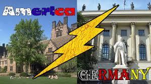 german universities vs american universities german culture