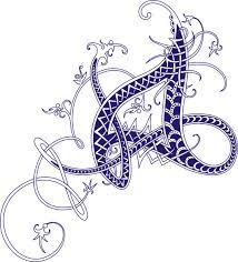 alphabet graphics design clip vector clip