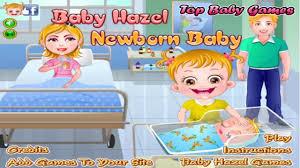 Baby Hazel Room Games - baby hazel got his new brother game youtube
