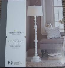 interior design elegant gray drum floor lamp target for elegant