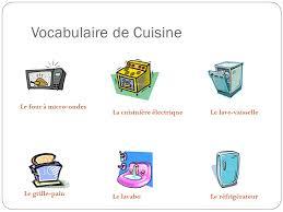 vocabulaire de cuisine leçon 2 vocabulaire de cuisine le four à micro ondes la