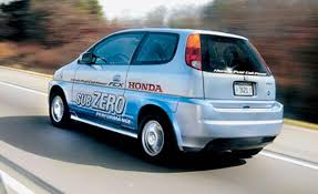 Honda Toaster Car Honda Clarity Is The Company U0027s Official Water Sipping Car