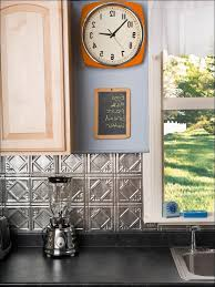 kitchen back splash tile home depot backsplash faux tin