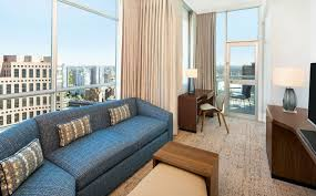 vancouver hotels premium view balcony suite the westin grand