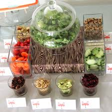 a way to serve salad for picky eaters groups of people baby