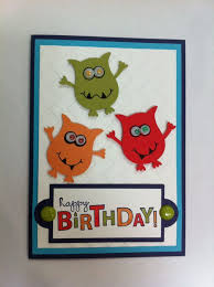 simple and funny superb handmade cards for baby or cute little boy