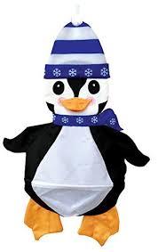 penguin outdoor decorations