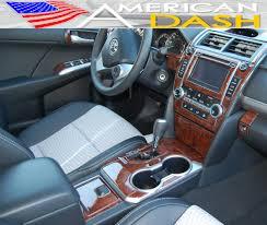 nissan murano dash kit toyota camry l le se xle hybrid interior wood dash trim kit set