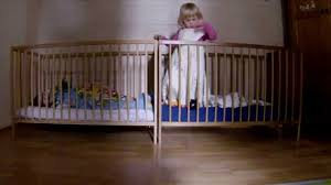Old Baby Cribs by Funny Baby Mission Impossible 2 Baby Escape With Crib Funny