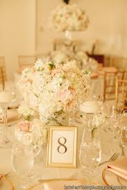 gold wedding table numbers nice blush pink ivory gold lace wedding romantic wedding gold