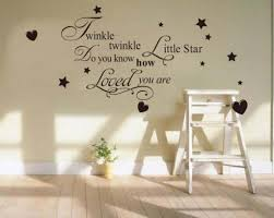 wall decor stickers cheap popular wall decor stickers cheap buy wall decor stickers cheap twinkle little star quote wall sticker set