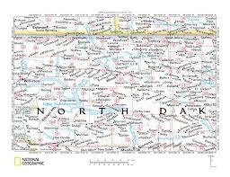 Lake Sakakawea Map Missouri River Souris River Drainage Divide Area Landform Origins