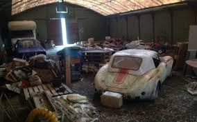 Man Buys Barn Full Of Cars Barn Finds Unrestored Classic And Muscle Cars For Sale