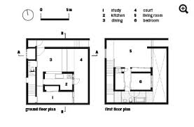 Row House In Sumiyoshi - house t japan by tsukano architect office buildings