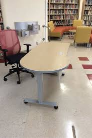 20 best teacher desk designs images on pinterest teacher desks the influence conference desk by interior concepts is an easy to use height adjustable desk with