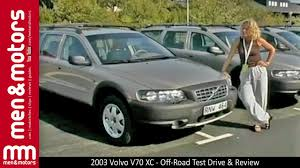 2004 v70 2003 volvo v70 xc off road test drive u0026 review youtube